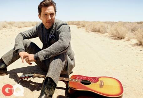 Matthew McConaughey GQ-magazine-november-2014