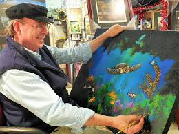 Allen Montague Artist