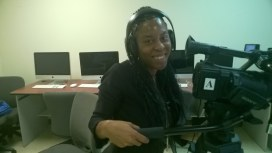 Andrea camerawoman