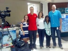 WBTV news team
